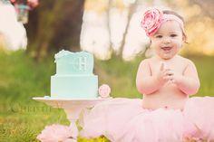 Cake Smash Photo Shoot   Christie V Photography First Birthday