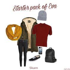 Skam#Eva #style