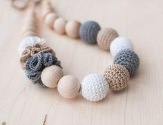 Teething necklace / by SvetlanaN