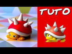 TUTO FIMO   Hériss (de Mario) - YouTube