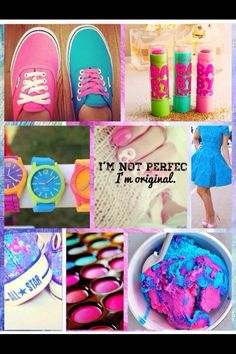 Girly stuff @furrykitty (Elise) I DIDNT MAKE THIS!