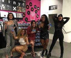Lauren, Dinah Jane, Ally, Normani, Camila