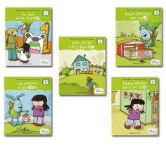Des livres faciles à lire pour s'entraîner à la lecture - HOPTOYS