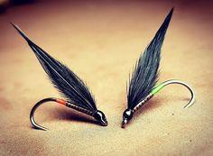 Couple of Hotspot Cormorant Flies 10s