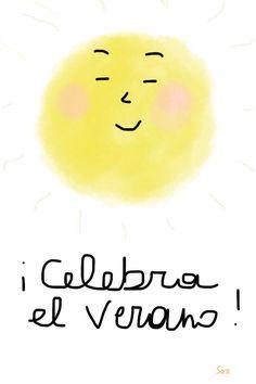 #frases #espanol #verano