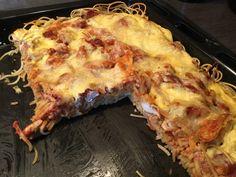 Spaghettiblech, ein schmackhaftes Rezept mit Bild aus der Kategorie Party. 6 Bewertungen: Ø 3,8. Tags: einfach, Geflügel, Gemüse, Hauptspeise, Nudeln, Party, Schnell, Überbacken