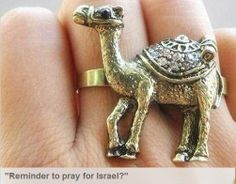 """Love this Camel Ring!  See """"#ImBornTo Love Ring Bling"""" Collection on eBay - most rings under $5"""