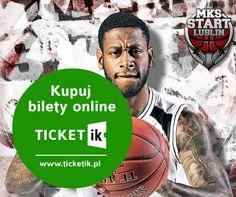 Jesteś fanem MKS START LUBLIN? Kupuj bilety online. Tanio i wygodnie. Bez kolejek, bez wychodzenia z domu. Kupujesz online : www.ticketik.pl