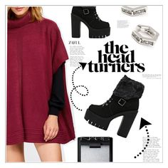 """Head Turners"" by mycherryblossom ❤ liked on Polyvore featuring NARS Cosmetics"