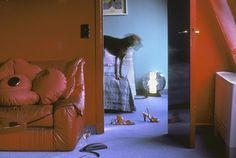 Harry Gruyaert - Hotel Room Paris, France 2002