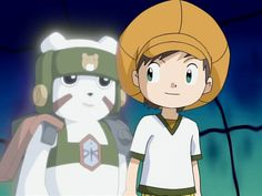 Digimon frontier Tommy