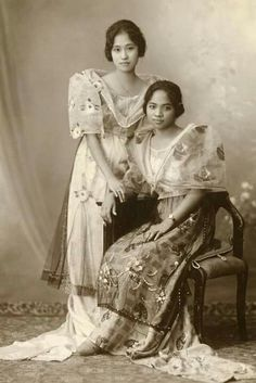 Philipino little ladys