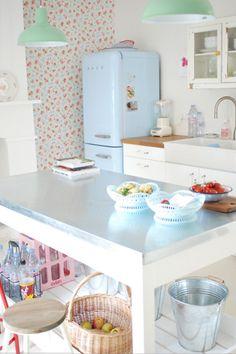 Cozinha Retrô, Vintage e Moderna