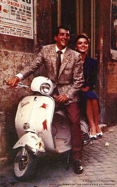 Dream honeymoon location in Italy with our Vespa! #ridecolorfully