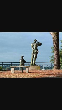 sculpture Capitaine Nemo - Nantes - France