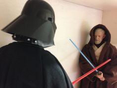 Vader & Obiwan