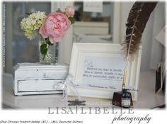 Mein Schreibtisch VINTAGE - romantisch und verträumt. So zu arbeiten macht Spass und inspiriert! www.lisalibelle.com