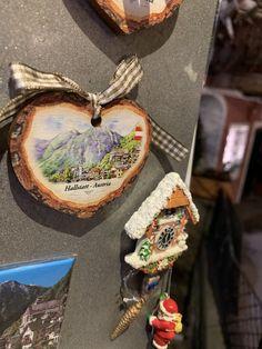 Hallstatt , Austria Wood Watch, Austria, Wooden Clock