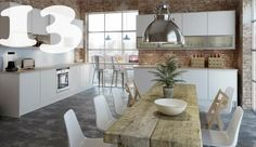 Here's another prime example of rustic modern style at its best!
