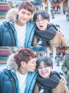 "Love is in the Air in ""Weightlifting Fairy Kim Bok Joo"" Seon Ok × Taek Won yiz Swag Couples, Cute Couples, Seon Ok, Weightlifting Fairy Kim Bok Joo Wallpapers, Weightlifting Kim Bok Joo, Weighlifting Fairy Kim Bok Joo, My Shy Boss, Lee Joo Young, Kim Book"