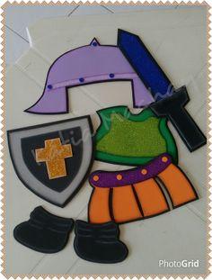 Armadura do cristão_Soldado de Cristo