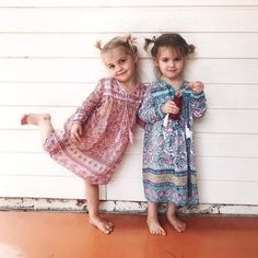 """The sweetest of twinning twins gorgeous girls in Peony…"""" Fashion Kids, Toddler Fashion, Cute Twins, Cute Babies, Outfits Niños, Kids Outfits, Twin Girls, Little Girls, Baby Mine"""