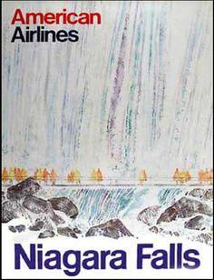 American Airlines - Niagara Falls