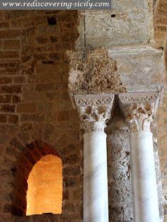 Castle La Zisa Palermo - interior