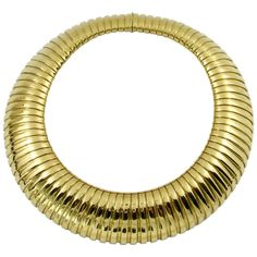 Carlo Weingrill Jumbo Tubogas Necklace