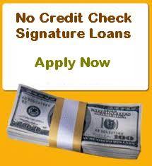 signature loans no credit check in georgia
