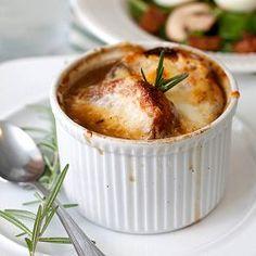 Julia Child's recipe for French Onion Soup