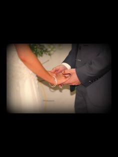 Vows Vows, Holding Hands, Our Wedding, Hand In Hand