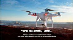 Dji Phantom 2 Vision Plus V3,0 Multikopter Kamera 3.394,03 TL En Ucuz Fiyatı