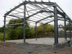 Agricultural Steel Buildings - Google Search