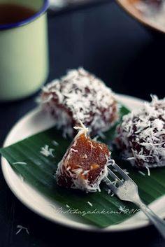 HESTI'S KITCHEN : yummy for your tummy...: Ongol Ongol Ubi Kayu