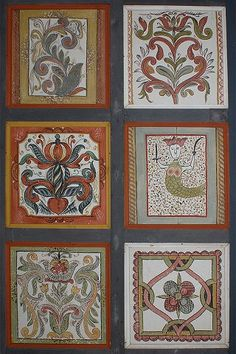 Isten hajlékai - varázslatos hazai templomok Hand Painted Furniture, Tiles, Gallery Wall, Embroidery, Frame, Creative, Pattern, Painting, Home Decor