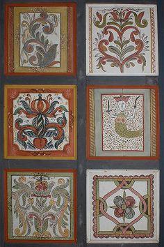 Isten hajlékai - varázslatos hazai templomok Hand Painted Furniture, Tiles, Gallery Wall, Embroidery, Blanket, Creative, Frame, Pattern, Design