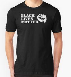 Black Lives Matter by Thanty Damayanti