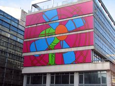 Michael Craig-Martin, The Fan on ArtStack #michael-craig-martin #art