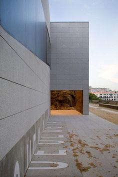 Museu da Vila Velha  BELÈM LIMA ARQUITECTOS