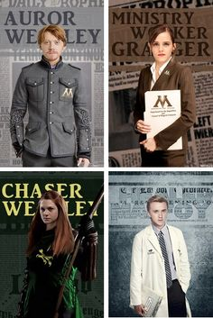 Epic... I just pinned one almost exactly like this but that one gad harry and this one has malfoy