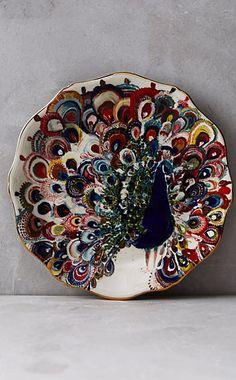 Mooreland Dessert Plate #anthroregistry