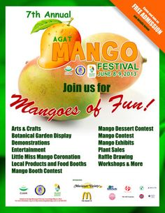 7th Annual Agat Mango Festival