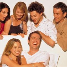 Coupling is a British television sitcom that center on the dating and sexual adventures and mishaps of six friends in their thirties