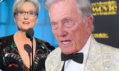 Show business legend Pat Boone has come out firing at stars who use awards season to launch rants at the U.S. President and his policies. The 82-year-old lambasted Meryl Streep's Golden Globes speech.