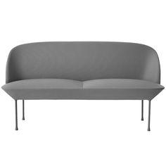 Oslo sohva, kahden istuttava
