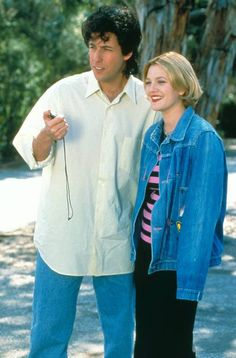 Drew Barrymore And Adam Sandler Recreate A Great Moment From The Wedding Singer