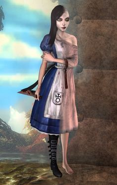 Alice Madness Returns #deviantart