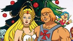 The theologically confusing nightmare that is the He-Man & She-Ra Christmas Special
