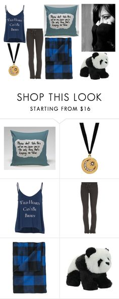 """""""When You Can't Sleep At Night"""" by diamondsuxx ❤ liked on Polyvore featuring Vanessa Mooney, Wildfox and Woolrich"""